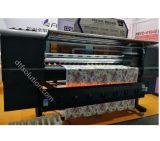 Impressora de sublimação digital de 4 cabeças para impressão em poliéster