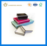 Economic Best - Selling Elegant Cardboard Paper T - Shirt Packaging Box (with custom design)