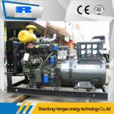 Wechselstrom-Dreiphasenausgabe-Typ 10kw beweglicher leiser Dieselgenerator
