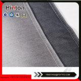 tela de confeção de malhas da sarja de Nimes de Lycra do algodão de 320GSM 20s+21s+40d