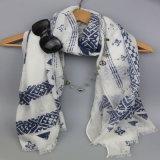Полиэфира шарфа вспомогательное оборудование 100% способа для шалей зимы женщин