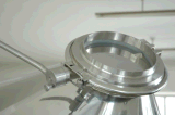 Fh-1200 Equipamento de mistura farmacêutica com distribuição de material