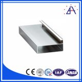 Perfil de alumínio anodizado dos acionistas da extrusão da qualidade superior/perfil de Aluminiun