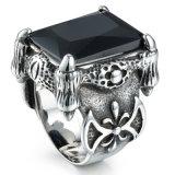Juwelen van de Ring van de Band van de Mensen van het Roestvrij staal van het Titanium van de manier de Uitstekende Retro