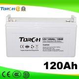 12V батарея геля пользы электропитания 120ah солнечная с высоким качеством
