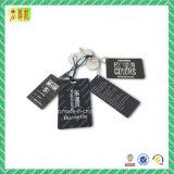 Qualität und guter Preis-PapierHangtag mit Customsize