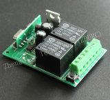 Dlay機能0.7s及び1.4s 433MHz Hcs301の受信機が付いている魔法の受信機