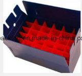 Scatole di plastica dei pp Corflute/Correx /Coroplast variopinte/Environmently/impermeabilizzare