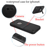 Caso impermeável da tampa do telefone móvel de 100% para o iPhone 6 6s