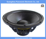 Pulgada 350W del altavoz para bajas audiofrecuencias 15 del neodimio de los altavoces del PA