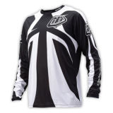 O motocross Sublimated Jersey com projeta