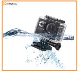 Videocamera portatile impermeabile piena reale di azione di HD1080p WiFi