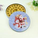 Rectángulo del estaño del regalo para las galletas y el chocolate (FV-042927)