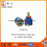 cartucho de cerámica de 35m m para el agua solar Heaters-180