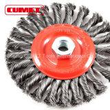 2/3 Twist, Cable Twist ou Stringer Bead Styles Wheel Brush