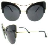 Солнечные очки Tr90 женских солнечных очков глаза кота Sunglass изготовленный на заказ