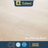 El anuncio publicitario 12.3m m E0 AC3 grabado impermeabiliza el suelo laminado
