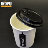 Wegwerfzoll gedrucktes Papiercup des Kaffee-8oz