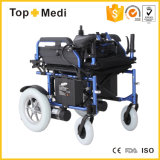 Prezzi adagiantesi pieghevoli Handicapped della sedia a rotelle elettrica di potere di riabilitazione