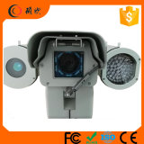 macchina fotografica del laser del IP di visione notturna HD di Hikvision CMOS 2.0MP 400m dello zoom 20X e del CCTV di IR PTZ