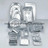 Qualitäts-Haushalts-Aluminiumfolie-Tellersegment
