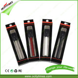 Octytimes Nice OEM ODM Emballage 280mAh E Cigarette 510 Bud Touch Battery
