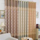 Tela europea magnífica de la cortina del apagón del telar jacquar del estilo