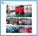 工場卸売価格3段階の乾式力の円環形状の変圧器