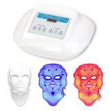 Ácido hialurónico de la máscara de Nack de la cara del LED que hidrata la máscara PDT del LED en China