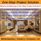 O que é o significado da solução de uma paragem do projeto
