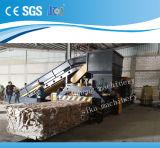 Польностью автоматический горизонтальный Baler Hba80-11075 для бумаги & коробки Waster