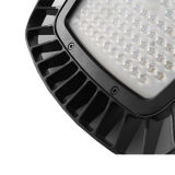 alta lampada della baia di induzione luminosa del UFO LED dell'indicatore luminoso della baia di 200W LED alta