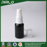 [15مل] سوداء [ليغتبرووف] زجاجيّة رذاذ زجاجات مع بيضاء دقيقة مضخة مرشّ