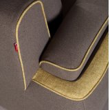 Sofá moderno de la tela de los nuevos del diseño muebles del hogar (FB1148)