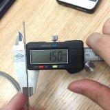 1.4301 (304) веревочка провода нержавеющей стали 8X7+1X19 1.5mm