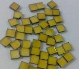 Plaques synthétiques mono de diamant de forme carrée pour des outils