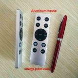 Chambre en aluminium à télécommande pour la radio sonore