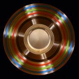 自閉症の大人の反のためのIdgetの紡績工指の紡績工手の紡績工の金属の黄銅は圧力のおもちゃSpinerを取り除く