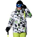 스키 재킷 온난한 바람 방수 남자 's 스키복