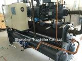 промышленной охлаженный водой охладитель воды винта 160kw с компрессором Hanbell