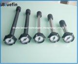 Gewundenes zufriedenes Anzeigeinstrument, mechanisches Anzeigeinstrument, Mg, Kraftstoff-waagerecht ausgerichtetes Anzeigeinstrument