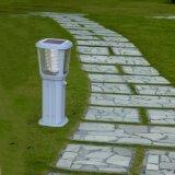 Lumière extérieure actionnée solaire imperméable à l'eau de jardin de détecteur de détecteur de mouvement