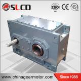 Caja de engranajes paralela resistente de la velocidad de la industria del eje de la serie 200kw de H