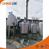 工場価格のカスタマイズされたステンレス鋼の液体の貯蔵タンク