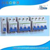 Fabrication de profession du produit miniature 1p 2p 3p de disjoncteur