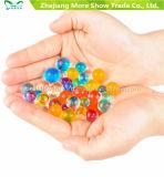 Decoración en forma de perla de cristal del suelo de agua perlas Bio bola del gel de la flor / deshierbe