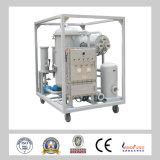 Exprosion-Proof Estilo Sin ruido Alto Filtration Precisionr Eliminar el agua y las impurezas Equipo de purificación de aceite de turbina con PLC (BZL)