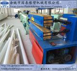 Extrusora da tubulação da drenagem do PVC que faz a máquina com preço de fábrica