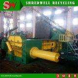 Presse hydraulique automatique de mitraille pour réutiliser l'acier/aluminium/fer de rebut