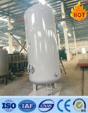 El tanque de almacenaje de aire del colector del compresor de aire del alto grado